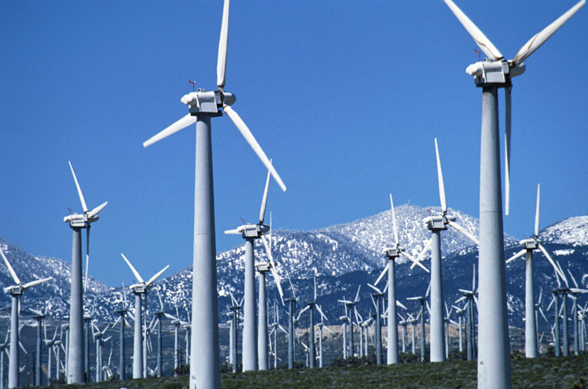 Wind power - Hgen Capital